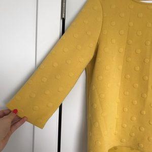 polka dot long sleeve